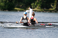W.MasB.2x SF -  Berks: 258 Greenbank Falmouth RC -  Bucks: 259 Mortlake Anglian &amp; Alpha RC<br /> <br /> Friday - Henley Masters Regatta 2016<br /> <br /> To purchase this photo, or to see pricing information for Prints and Downloads, click the blue 'Add to Cart' button at the top-right of the page.