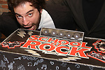 Justin Collette attends the 'School of Rock' Celebrates Two Years on Broadway at the Brazen Tavern in New York City.