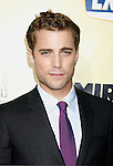 "HOLLYWOOD, CA. - August 24: Dustin Milligan arrives at the Los Angeles premiere of ""Extract"" at the ArcLight Hollywood on August 24, 2009 in Hollywood, California."