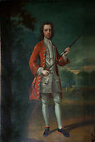 Portrait of William (the miser) Jennens as a youth c. 1710 by Charles Jervas
