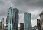 Storm photos, Chicago, thunderstorm (DePaul University/Jamie Moncrief)
