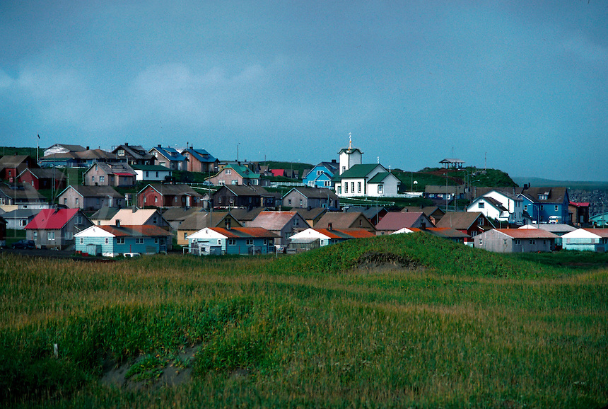 St. Paul Island, Pribilof Islands, Alaska