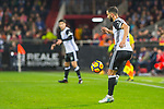 Martin Montoya Torralbo of Valencia CF runs with the ball during the La Liga 2017-18 match between Valencia CF and FC Barcelona at Estadio de Mestalla on November 26 2017 in Valencia, Spain. Photo by Maria Jose Segovia Carmona / Power Sport Images