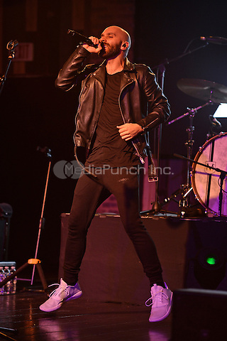 FORT LAUDERDALE FL - JUNE 09: Sam Harris of X Ambassadors performs at Revolution on June 9, 2016 in Fort Lauderdale, Florida. Credit: mpi04/MediaPunch