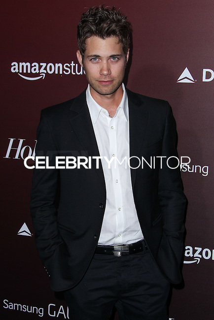 WESTWOOD, CA - NOVEMBER 06: Drew Seeley at The Hollywood Reporter's Next Gen 20th Anniversary Gala held at the Hammer Museum on November 6, 2013 in Westwood, California. (Photo by Xavier Collin/Celebrity Monitor)