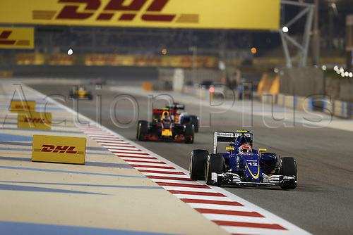03.04.2016. Sakhir, Bahrain. F1  Grand Prix of Bahrain, 12 Felipe Nasr (BRA, Sauber F1 Team)