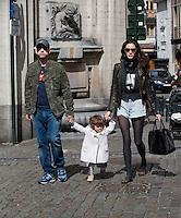 Eros Ramazzotti in Brussels - Exclusive photos