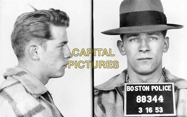 Whitey: United States of America v. James J. Bulger (2014) <br /> Mugshot of James &quot;Whitey&quot; Bulger<br /> *Filmstill - Editorial Use Only*<br /> CAP/KFS<br /> Image supplied by Capital Pictures