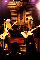 FILE PHOTO :  ZZ TOP , circa 1985<br /> <br /> PHOTO : Harold Beaulieu - Agence Quebec Presse