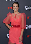 "Emma Fuhrmann 091 arrives at the LA Premiere Of Netflix's ""Murder Mystery"" at Regency Village Theatre on June 10, 2019 in Westwood, California"