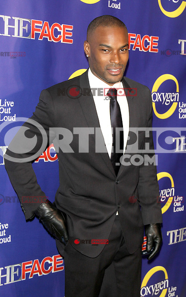 NEW YORK, NY - FEBRUARY 5: Tyson Beckford at the premiere of Oxygen tv's new supermodel competition series 'The Face' at the Marquee Nightclub in New York City. Fabruary 5, 2013. Credit: RW/MediaPunch Inc.