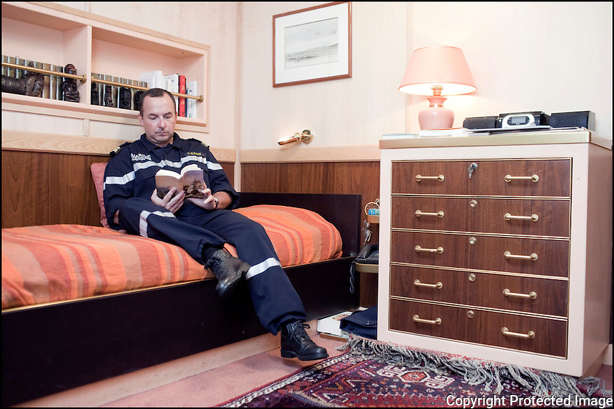2009 / Appartement du Commandant. <br /> Le poste.