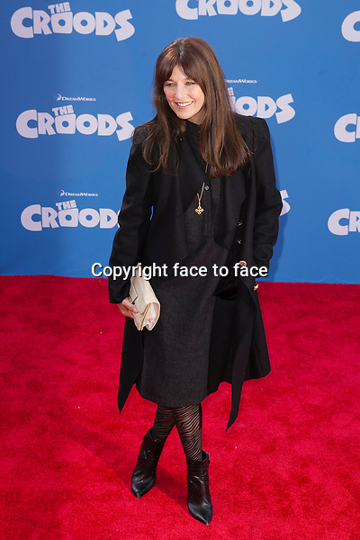 Catherine Keener at the premiere of The Croods at AMC Loews Lincoln Square on March 10, 2013 in New York City...Credit: MediaPunch/face to face..- Germany, Austria, Switzerland, Eastern Europe, Australia, UK, USA, Taiwan, Singapore, China, Malaysia and Thailand rights only -