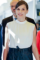 MAY 31 Queen Letizia attends Opening of Madrid Book Fair
