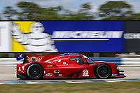 #23 Alianza/Gilbert Motorsports Norma M30, LMP3: Anthony Simone