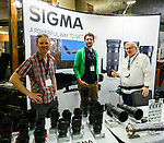 Sigma at the Friday symposium at STW XXXI, Winnemucca, Nevada, April 12, 2019.<br /> .<br /> .<br /> .<br /> .<br /> @shootingthewest, @winnemuccanevada, #ShootingTheWest, @winnemuccaconventioncenter, #WinnemuccaNevada, #STWXXXI, #NevadaPhotographyExperience, #WCVA