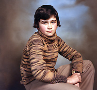 Liam Sloan, son of Jackie &amp; Kay Sloan, Omagh, Co Tyrone, Omagh, Co Tyrone, N Ireland, May, 1978, 19780500096LS<br />