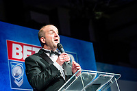 Picture by Allan McKenzie/SWpix.com - 25/09/2018 - Rugby League - Betfred Championship & League 1 Awards Dinner 2018 - The Principal Manchester- Manchester, England - Dave Woods.