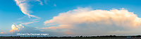 63893-03214 Storm Cloud at sunset Marion Co. IL