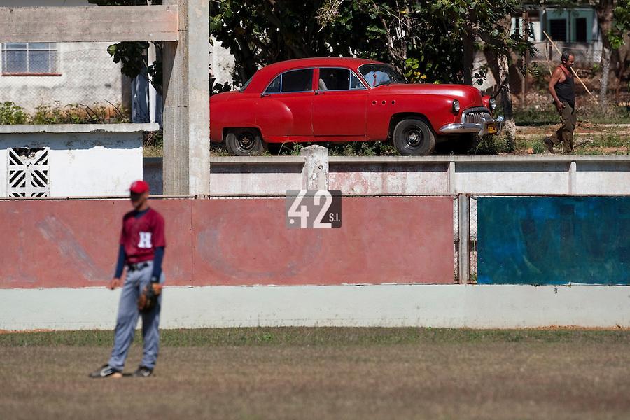 BASEBALL - POLES BASEBALL FRANCE - TRAINING CAMP CUBA - HAVANA (CUBA) - 13 TO 23/02/2009 - CAR