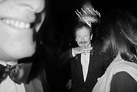 Robin Williams at the Steven Spielberg Tribute, Waldorf Astoria hotel, NYC, 1994
