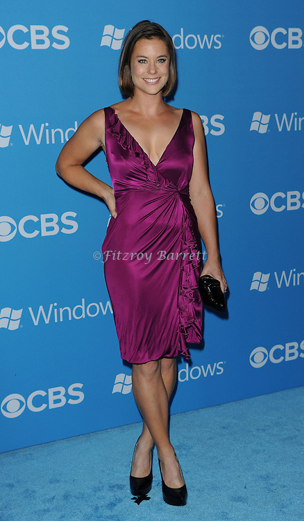 Ashley Williams at the CBS 2012 Fall Premiere Party held at Greystone Manor in Los Angeles, CA. September 18, 2012