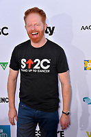 SANTA MONICA, CA. September 07, 2018: Jesse Tyler Ferguson at the 2018 Stand Up To Cancer fundraiser at Barker Hangar, Santa Monica Airport.