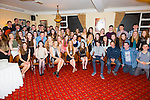 Rachel Murphy, Ardfert, celebrating her 18th Birthday with family and friends at the  Imperial Hotel on Sunday