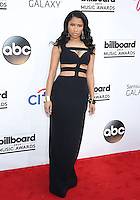 LAS VEGAS, NV - May 18 : Nikki Minaj pictured at 2014 Billboard Music Awards at MGM Grand in Las Vegas, NV on May 18, 2014. ©EK/Starlitepics