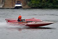 "Gerry Davidson, F-97 ""Roman Candle"" (1961 Colcock 266 class hydroplane)"