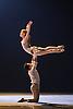 London, UK. 03.11.2015. Rambert presents the London premiere of Transfigured Night by Kim Brandstrup, part of their show at Sadler's Wells 3-7 November 2015. Photo shows:Dane Hurst & Hannah Rudd. Photo - © Foteini Christofilopoulou.