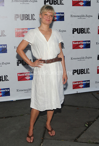 New York, NY- August 5: Martha Plimpton attends the Public Theater's Opening Night of King Lear on August 5, 2014 at the Delacorte Theater in Central Park in New York City. . Credit: John Palmer/MediaPunch