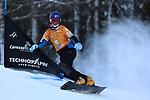 Snowboard World Cup 2018 FIS in Carezza, on December 14, 2017; Parallel Giant Slalom; Tomoka Takeuchi (JPN)