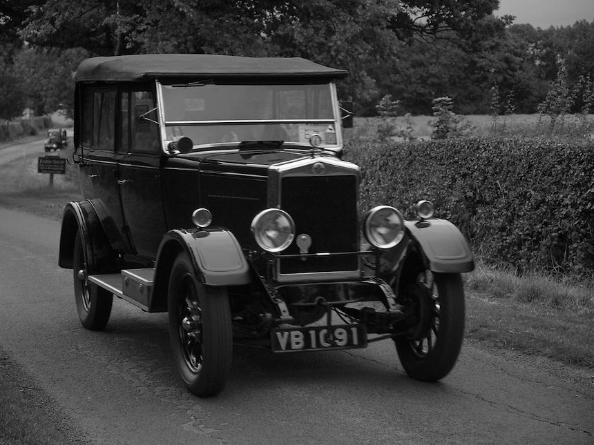 Morris Tourer - 1927