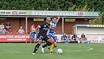 2018-07-03 / Voetbal / seizoen 2018 -2019 / KVC Westerlo - Sporting Charleroi / Marco Ilaimaharitra (l.Sporting Charleroi) met Lukas Van Eeno  ,Foto: Mpics.be