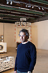 Tom Sachs, Boombox Retrospective at the Contemporary Austin.