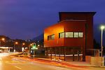 Arzthaus Sander in Bendern, Liechtenstein. Foto: Paul Trummer / Mauren.