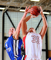 Wesleyan WBB vs. Colby Sawyer 12/31/2012