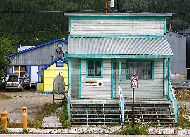 Dawson City 2010, THE YUKON TERRITORY, CANADA,