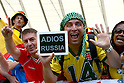 Fans,<br /> JUNE 22, 2014 - Football / Soccer :<br /> FIFA World Cup Brazil 2014 Group H match between Belgium 1-0 Russia at Estadio do Maracana in Rio de Janeiro, Brazil. (Photo by FAR EAST PRESS/AFLO)