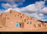 North House Hlauuma, Northern Tiwa Indian, Taos Pueblo, Taos, New Mexico