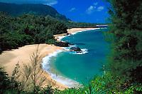 Lumahai beach, Kauai