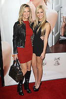 HOLLYWOOD, CA - DECEMBER 12: Heather Locklear and Ava Sambora at the 'This Is 40' film Premiere at Grauman's Chinese Theatre on December 12, 2012 in Hollywood, California. Credit: mpi20/MediaPunch Inc. /NortePhoto