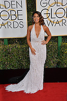 Gina Rodriguez at the 74th Golden Globe Awards  at The Beverly Hilton Hotel, Los Angeles USA 8th January  2017<br /> Picture: Paul Smith/Featureflash/SilverHub 0208 004 5359 sales@silverhubmedia.com