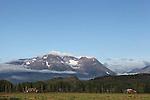 HUDSON BAY MOUNTAIN NEAR SMTHERS, BRITISH COLUMBIA, CANADA