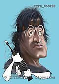 Fabrizio, CUTE ANIMALS, comic, paintings, ITFZ053200,#AC# illustrations pinturas ,everyday