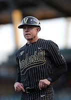 Tim Corbin, head coach - 2020 Vanderbilt Commodores (Bill Mitchell)