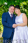 Suzanne de Sachy and Aidan O'Connor were married in a Civil ceremony at the Meadowlands Hotel on Friday 5th May 2017 with a reception after