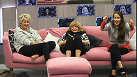 Maggie Oliver, Amanda Barrie and Jess Impiazzi.<br /> Celebrity Big Brother 2018 - Day 2<br /> *Editorial Use Only*<br /> CAP/KFS<br /> Image supplied by Capital Pictures