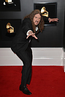 LOS ANGELES, CA - FEBRUARY 10: Weird Al Yankovic at the 61st Annual Grammy Awards at the Staples Center in Los Angeles, California on February 10, 2019. Credit: Faye Sadou/MediaPunch